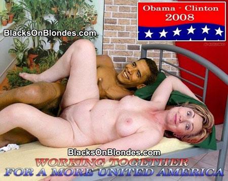 хилари клинтон порно фейки