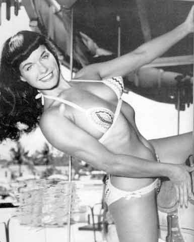 Bettie Page RIP