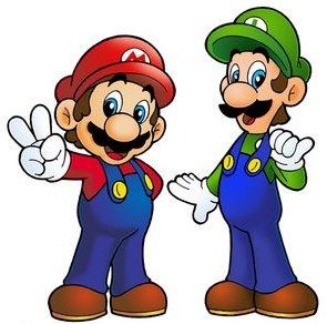 Super Mario Brothers porno