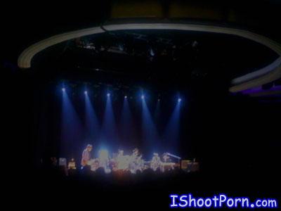 Bob Dylan Hollywood Palladium show October 13 2009
