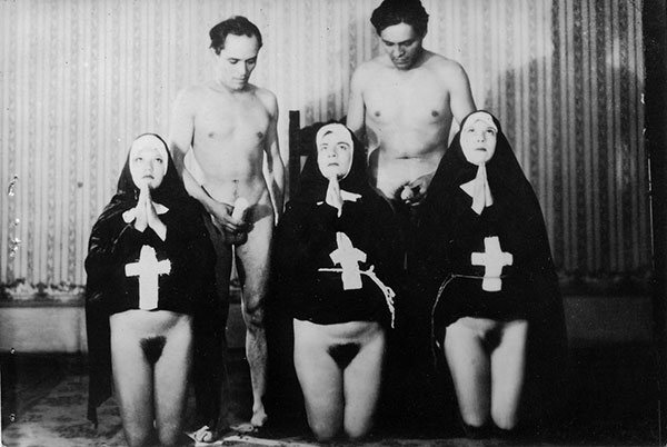 Jew girl fucked by nazi girl porn movie — 15
